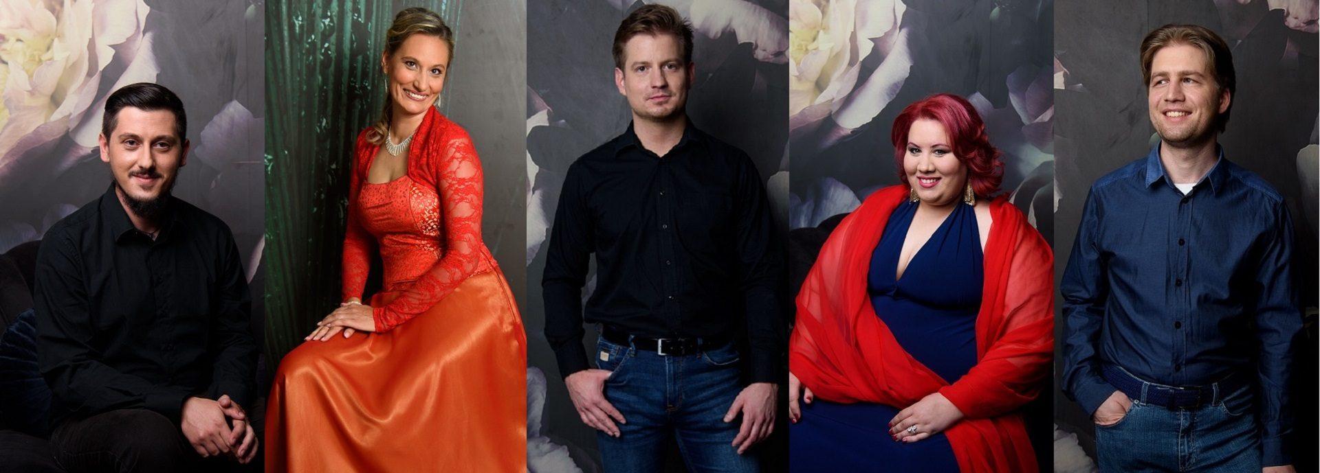 Il Miraggio Opera Singer Quartet